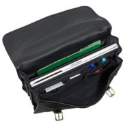 A2499 Black Full Organizer with Computer